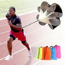 "Speed running power 56"" Sports Chute resistance exercise training parachute"