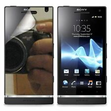 For Sony  XPERIA S LT26i Mirror Screen Protector LCD Film Shield Cover