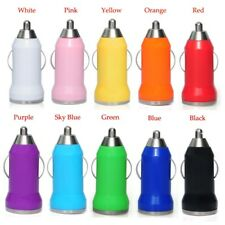 Mini Universal Car USB Charger Adapter for iPhone Samsung HTC LG Sony Blackberry