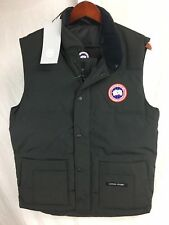NEW CANADA GOOSE FREESTYLE VEST BLACK MENS S-XXL DOWN AUTHENTIC FREE SHIP