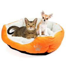 Puppy Cushion Pet Dog Cat Bed pet bed Kennel Dog Mat House Soft Warm