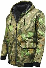 STORMKLOTH G.C.C Bomber Jacket Padded Quilted With Hood Warm For Winter