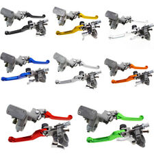 "7/8"" Brake Clutch Cylinder Lever For Honda CRF150R 07-12 CRF450R CRF250R 04-12"