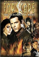 Farscape - The Peacekeeper Wars (DVD, 2005) Brand New Sealed