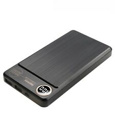 Power Bank Charger Phone 20000mAh Dual USB Fast Portable External Battery New