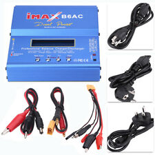 IMAX B6AC 80W 1-6S RC LiPo NiMh NiCd Battery Balance Charger Power Adapter TP