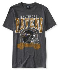 NWT MENS NFL RAVENS SHORT SLEEVE GRAPHIC T SHIRT S M L XL XXL  AEROPOSTALE