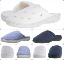 House Slippers Slip-On Indoor Home Shoes Slip On Slippers Womens Terry Clog