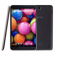 Google Android Tablet 8'' Quad Core 8GB Android 4.4 KitKat IPS Screen Bluetooth