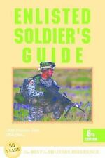 Enlisted Soldiers Guide Volume 8 Thomas Gills (2017, Paperback, Revised) New