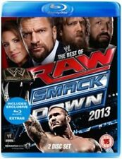 THE BEST OF RAW SMACK DOWN 2013 - NEW  (N130)  {Bluray}