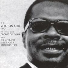 WYNTON KELLY - LIVE AT LEFT BANK 1968 NEW CD