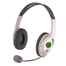 Large X-Box XBOX 360 Live Stereo Headphone, Earphone, Headset with Microphone