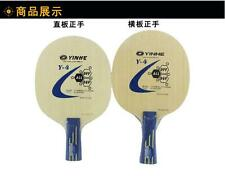 yinhe Y4 carbon Table Tennis Ping Pong Blade Racket Paddle DHS Hurricane 3
