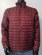 NWT Mens TNF The North Face Thermoball Insulated FZ Puffer Jacket - Sequoia
