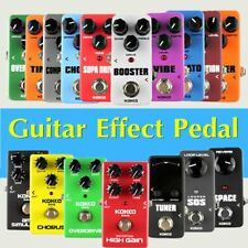 KOKKO 16 kinds of Guitar Effects Pedal Portable Guitar Parts & Accessories MG