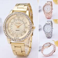 Casual Quartz Stainless Steel Band Marble Strap Watch Analog Wrist Watch Delicat