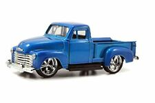 1953 Chevy Pickup Truck, Blue - Jada Toys Just Trucks 97007 - 1/32 scale