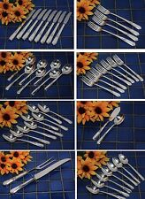 IS Holmes & Edwards Silverplate YOUTH Choice Forks Knives Spoons 1940 FREE SHIP