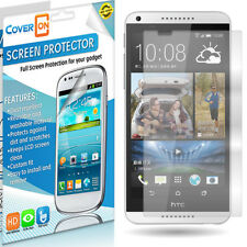 Clear Screen Protector for HTC Desire 816 - Phone LCD Cover Guard