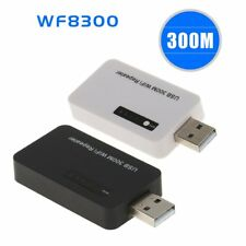 300Mbps USB WIFI Wireless Signal Repeater Router Extender Amplifier NEW  lot