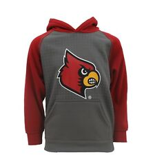 Louisville Cardinals Kids Youth Size NCAA official Sweatshirt New With Tags