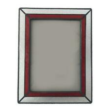 """Vintage Style Glass Free Standing Picture Photo Frame Table Decoration 5 x 7"""""""