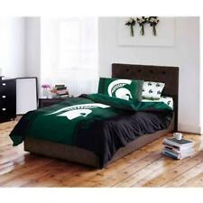 NCAA Michigan State University Spartans Bed in a Bag Complete Bedding Set