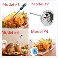 2018 Electronic Cooking Kitchen Digital Cooking Food Probe BBQ Thermometer HJ3