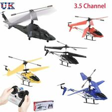 S107G RC Helicopter Gyro Remote Control Aircraft Electric Micro 3.5 Channel
