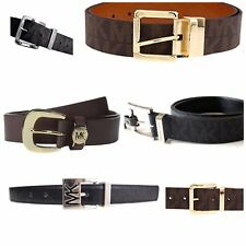 MICHAEL KORS GOLD/SILVER BUCKLE BELT/ NWT/DIFFERENT STYLES-SIZE