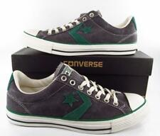 Converse Star Player EV Ox Oxford Low Top Sneaker Faded Black Green 136939C