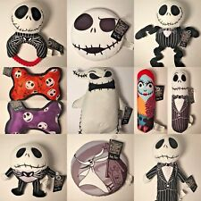 Nightmare Before Christmas Jack Sally Dog Squeak Robe Bottle Frisbee Toys New