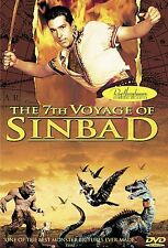 The Seventh Voyage of Sinbad (DVD, 1999, Multiple Languages)  brand new