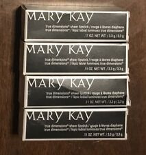 Mary Kay True Dimension . Sheer Lipstick *CHOOSE YOUR COLOR* *  FREE SHIPPING