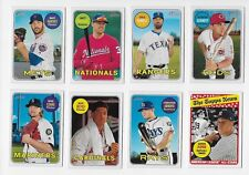 2018 Topps Heritage SP Short Print You Pick Many High Numbers