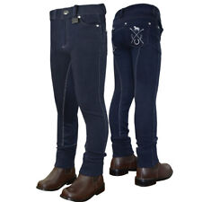 New GIRLS Thomas Cook Horse Riding Jodhpur Navy Stylish 6 10 12