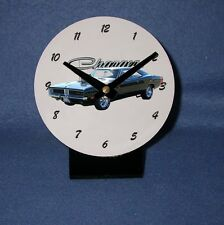 NEW  Dodge Charger Desk Clock!! (14 different available)