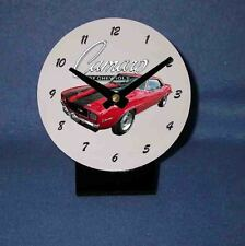 NEW 1969 Chevy Camaro Desk Clock! (Many different available)