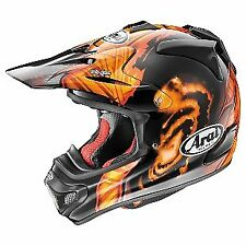 Arai VX Pro 4 Barcia MX Offroad Helmet Black/Orange