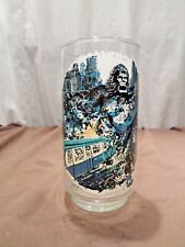 Coca Cola 1976 Limited Edition Promotional Glass King Kong