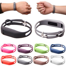 Replacement Wrist Band Soft Strap Bracelet Buckle For Fitbit Flex Wristband 2018