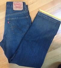 LEVI'S MENS JEANS -W32 x L30 - 2 STYLES - 559 Relax Straight/ 569 Loose Straight