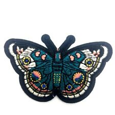 Butterfly Embroidery Sewing Iron Patch On Jeans Jacket T-Shirt Bag Cloth Cap
