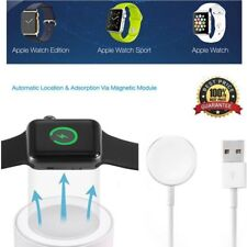 Magnetic Charging Cable Wireless Charger Dock For Apple Watch/iWatch 1 2 3 2m GB