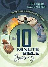 THE 10 MINUTE BIBLE JOURNEY - MASON, DALE/ HAM, KEN (FRW) - NEW BOOK