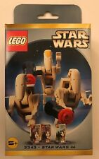 Lego Star Wars 3343 Character Pack Brand New Minifigs