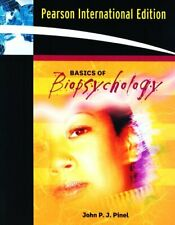 Basics of Biopsychology (Book Alone):... by Pinel, John P.J. Mixed media product