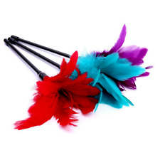 Teasing Flirting Feather Tickler Whip Crop Sexy Couple Game Funny Toy Roleplay