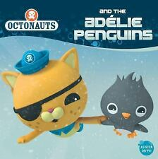 Octonauts and the Adelie Penguins by Grosset & Dunlap - BRAND NEW!